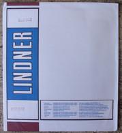 Lindner - Feuilles NEUTRES LINDNER-T REF. 802 502 P (5 Bandes) (paquet De 10) - A Nastro