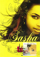 1A :  Carte Maximum Card Malaysia Beautiful Lady Eye Vision Miss.shasa - Otros