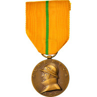 Belgique, Commemorative Medal Of The Reign Of Albert I, Médaille, 1934, Non - Autres