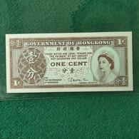Hong Kong 1 Cent - Hong Kong