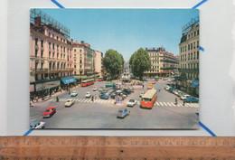 LYON 69002 : Place De La République / Autobus TCL Bus Trlley Trolleybus - Lyon 2