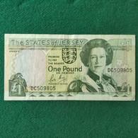 Jersey 1 Pound 1989/2004 - Jersey
