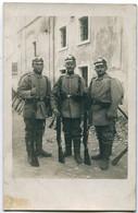 Foto AK 1.WK Graudenz Soldaten Ersatzbataillon Landwehr-Infanterie-Regiment 101 Pickelhaube Feldmarschmäßig  #197 - Guerra 1914-18
