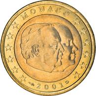 Monaco, Euro, 2001, Paris, SPL, Bi-Metallic, Gadoury:MC178, KM:173 - Monaco