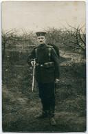 Foto AK 1.WK Graudenz Soldaten Ersatzbataillon Landwehr-Infanterie-Regiment 101 Soldat  #198 - Guerra 1914-18