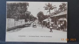 CPA - Ceylan - Colombo - Rue De Kotchena - Sri Lanka (Ceylon)