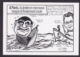 CPM [88] Vosges > Epinal Tirage 100 Exemplaires Numérotés Signés Par JIHEL Philippe Seguin Delanoé - Epinal
