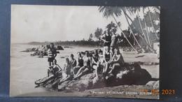 CPSM - Ceylan - Bathers At Mount Lavinia - Sri Lanka (Ceylon)