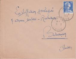 LETTRE DE MACLAS LOIRE 1958 - 1921-1960: Moderne