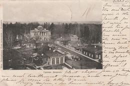 Russie - NOVGOROD -  Circulée 1907 - Carte N° 5 - Rusia