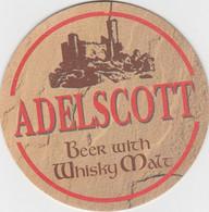 * SOUS BOCK ADELSCOTT - Beer Mats