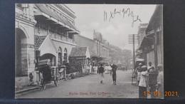 CPA - Ceylan - Fort Colombo - Baillie Street - Sri Lanka (Ceylon)