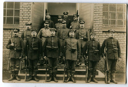 Foto AK 1.WK Landsturm Brigade-Ersatzbataillon 52  #209 - Guerra 1914-18