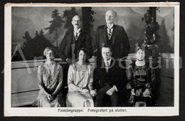 CPA / Postcard / ROYALTY / Norge / Norway / Norvège / Princess Märtha Of Sweden / Crown Prince Olav / Queen Maud - Royal Families