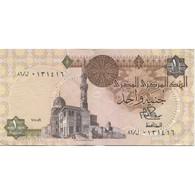 Billet, Égypte, 1 Pound, KM:50a, SUP+ - Egypt
