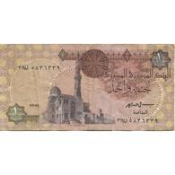 Billet, Égypte, 1 Pound, KM:50e, TTB+ - Egypt