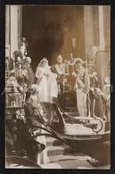 CPA / Postcard / ROYALTY / Sweden / Suède / Prinsessan Margareta / Princess Margaretha / Mariage / Wedding - Royal Families