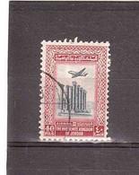 1958.59 40 FILS AIRMAIL - Jordanië