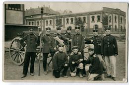 Foto AK 1.WK Feldartillerie-Regiment 46 Wolfenbüttel #218 - Guerra 1914-18