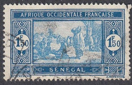 Senegal, Scott #117, Used, Preparing Food, Issued 1914 - Oblitérés
