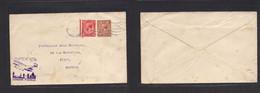 Airmails - World. 1924. GB - ALGERIA. Apex 1934. Special Flight. - Unclassified