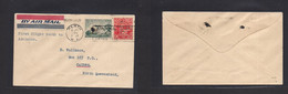 Airmails - World. 1929 (4 June) First Flight AUSTRALIA. Petath - Cairas. Fkd Env. - Unclassified