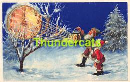 CPA NAIN LUTIN GNOME DWARF ZWERGE KABOUTER HORLOGE CLOCK - Fairy Tales, Popular Stories & Legends