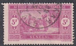 Senegal, Scott #121, Used, Preparing Food, Issued 1914 - Oblitérés