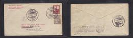 MEXICO - Stationery. 1931 (26 Enero) Sabinas, Coah - DF. 10c Stat Env + Infancia, Tied Cds. - Mexiko