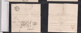 "PERU. 1868 (13 Nov) Lima - Paris, France (15 Dec) EL Full Text Via Callao BPO + Transito With Reverse ""Paris Poste Resta - Peru"
