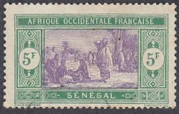 Senegal, Scott #122, Used, Preparing Food, Issued 1914 - Oblitérés