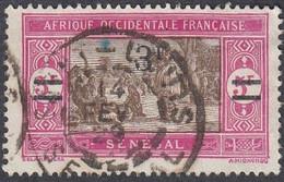 Senegal, Scott #135, Used, Preparing Food, Issued 1914 - Oblitérés