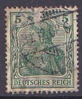 Série Courante - Deutsch Reich -  - 1908 - Y&T N° 83 -,Obli Départ à 50 % - Usados