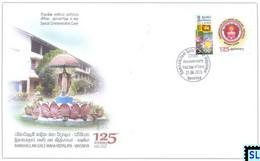 Sri Lanka Stamps, Rambaikulam Girls' Maha Vidyalaya, Special Commemorative Cover - Sri Lanka (Ceylon) (1948-...)