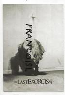"""Carte Boomerang. Publicité Pour  Film """"The Last Exorcism"""". 2010 - Unclassified"""