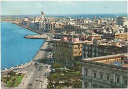AA1636 Bari - Lungomare Nazario Sauro - Panorama / Viaggiata 1971 - Bari