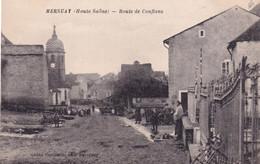 MERSUAY  (Haute Saône) -  Route De Conflans - Andere Gemeenten