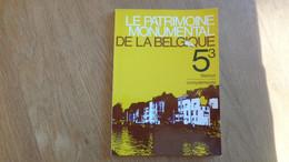 LE PATRIMOINE MONUMENTAL BELGIQUE 5 / 3 Namur Régionalisme Biesmerée Oret Stave Seilles Noville Boignée Landenne - Belgique