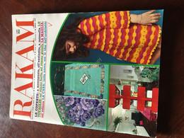 Rakam Rivista Magazine Aprile 1970 Mensile Di Moda E Lavori Femminili - Unclassified