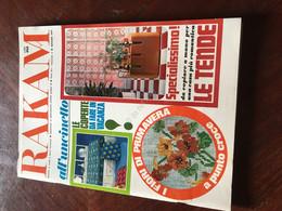 Rakam Rivista Magazine Maggio 1970 Mensile Di Moda E Lavori Femminili - Unclassified
