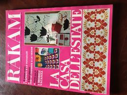 Rakam Rivista Magazine Giugno 1970 Mensile Di Moda E Lavori Femminili - Unclassified