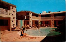 Arizona Phoenix The Campbell Apartments 1966 - Phoenix