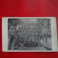 CARTE PHOTO SOLDAT 150 E BAGATELLE CHR - Regiments