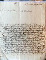 Mort Du Primat De Pologne Władysław Łubieński . 1770 - Autographs