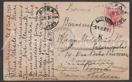 CPA / Postcard / ROYALTY / Sweden / Suède / Sverige / Denmark / King Gustaf V / Roi Gustave V / Haakon VII / Christian X - Brieven En Documenten