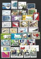 Année 2008 Europa  En Neuf ** Les 62 Pays Les 111 Valeur Et 11 Blocs  Manque Les Pays Irland Et Isle Of Man - 2008