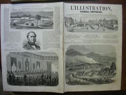L'ILLUSTRATION 1120 NOUVELLE ZELANDE / MEXIQUE/ USA/ PORTO NOVO / CARPENTRAS / SOULAC - 1850 - 1899