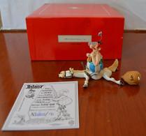 PIXI 4203 OBELIX SUR SON CHEVAL NEUF BOITE D'ORIGINE (SAC A RECOLER) CERTIFICAT N°1371500 - Asterix & Obelix