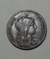1916 - France - 10 CENTIMES, Dupuis, KM 843, Gad 277 - D. 10 Centimes