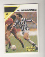 MICHEL PLATINI...JUVENTUS CALCIO....FRANCE.....WORLD CUP......FOOTBALL.....SOCCER....FIFA....MUNDIAL....FUTEBOL - Trading Cards